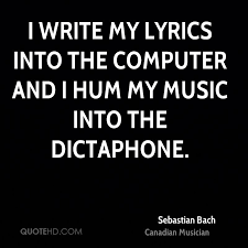 Hum Quote Delectable Sebastian Bach Quotes QuoteHD
