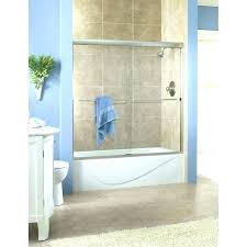 sliding glass shower doors installation bypass tub shower doors sliding glass shower door track enclosures installation x bypass tub bathtub doors home