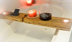 bath tray bathroom wood nz wooden john lewis diy uk caddy bamboo