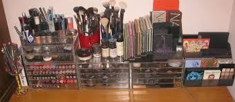 full size of furniture cute floating acrylic makeup storage cream make up blon lipstick cute large