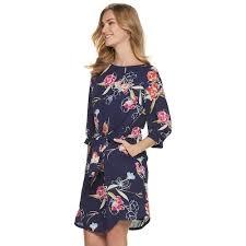 Womens Apt 9 2 Pocket Boatneck Dress In 2019 Boat Neck