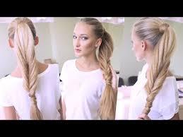 12 причёсок с хвостом на все случаи жизни - Лайфхакер