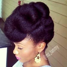 Coiffure Black Cheveux Naturel