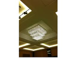 ch14 surface mounted crystal chandelier