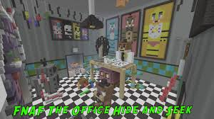 the office fnaf hide and seek map (trailer) download now  youtube