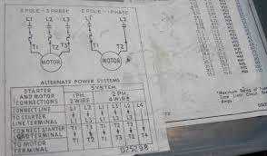 wiring 240 volt magnetic starter for compressor miller welding wiring 240 volt magnetic starter for compressor