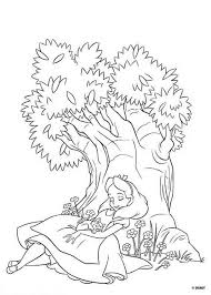 Alice In Wonderland Coloring Pages 18 Free Disney Printables For