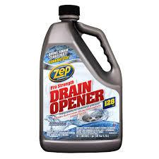 zep 1 gal professional strength drain cleaner zep drain cleaner z7