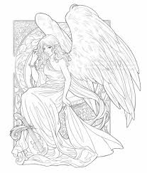 5 Valkyrie Drawing Angel For Free Download On Ayoqqorg