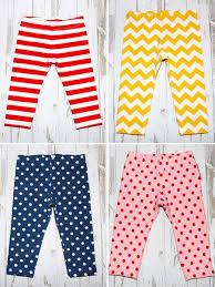 Baby Leggings Pattern Delectable Baby Leggings Sewing Pattern And Girls Leggings Sewing Pattern