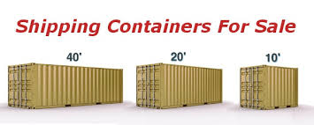 Fresno Shipping Containers for Sale | New & Used Shipping Container Sales  in Fresno, CA