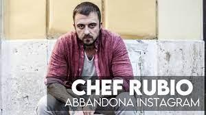 Chef Rubio abbandona Instagram perché censura i post sulla Palestina -  YouTube