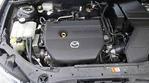 wrecking 2008 mazda 3 engine 2 0 manual c15208