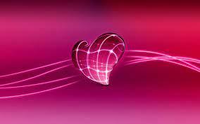 3D Love Heart HD wallpaper ...