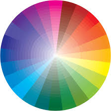 Brown Color Chart Wheel Color Theory Desktop Publishing