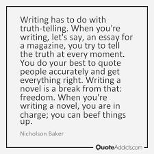 telling the truth essay   udgereportwebfccom telling the truth essay