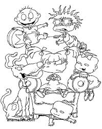 90s coloring book and coloring book awesome best rugrats coloring pages images on to produce perfect
