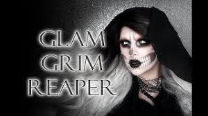makeup tutorial glamorous grim reaper tutorial