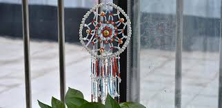 Beaded Dream Catcher Instructions