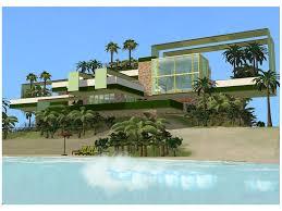 load modern beach. Beautiful Modern Beach House Designs For Home Design Sims 2 Green By Load