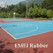 basketball outdoor flooring rubber mats tiles en1177 pictures photos