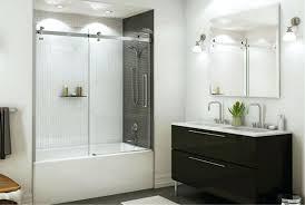 bathroom glass door installation bathtub glass doors installation cost bathtub sliding doors glass bathtub sliding glass doors bathtub shower curtain or