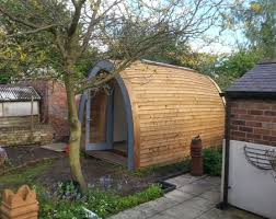 Garden Office Designs Impressive Office Garden Pod With Garden Offices And Garden Rooms Manufacturer