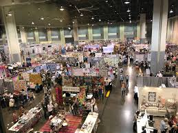 A Report from QuiltCon 2017, Savannah - Craft Industry Alliance & QuiltCon 2017 Adamdwight.com