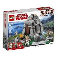 Lego Star Wars Designer Videos Lego Star Wars Ahch To Island Training 75200 Designer