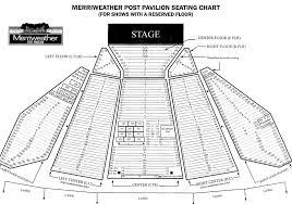 Twc Pavilion Seating Chart 72 Logical Nissan Pavilion Virtual Seating Chart