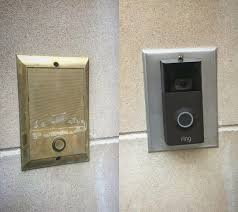 there are a variety of old doorbell styles and sizes as shown here