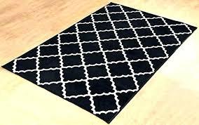 geometric area rugs contemporary trellis rug black 1 gray blue modena country geometr