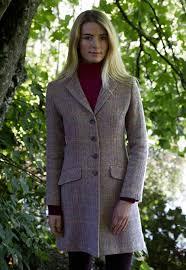 harris tweed las racing coat 1829