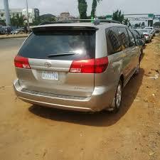 Registered Toyota Sienna XLE - 2005 @ N1,050,000.00 - Autos - Nigeria
