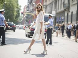 Vintage italian barcelona style dining Origami Shelves Chiara Ferragni Is Wearing Calvin Klein Dress And Celine Bag On The Streets Of Milan Decor Interiors How To Dress For Milan And Lake Como Condé Nast Traveler