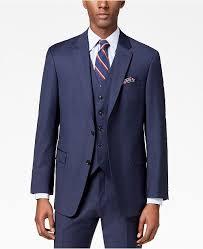 Mens Modern Fit Th Flex Stretch Suit Jacket