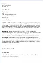 What To Put On A Cover Letter Michael Resume