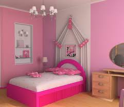Beautiful Pink Bedroom Paint Colors 1 - House Design Ideas