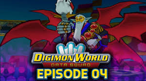 Digimon World Data Squad Ep 4 Mirage Museum Barbamon