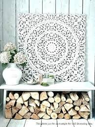 wood and metal wall panel art panels decor decorative large