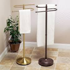 round bathroom towel holders. elegant design ideas using brown tile floor and cylinder iron towel bars round bathroom holders l