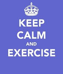 Keep Calm Quotes Best Keep Calm And Exercise Fitness Quotes IMG