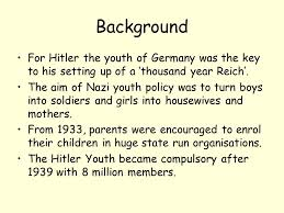 hitler youth essay essays about youth and age college paper helpessays about youth and age marked by teachers
