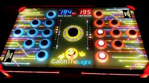 Catch The Light Arcade Game Catch The Light