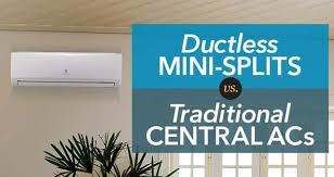 ductless vs central air. Plain Ductless And Ductless Vs Central Air S
