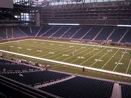 Ford Field Seating Chart View Ford Field Tickets Detroit Lions Home Games