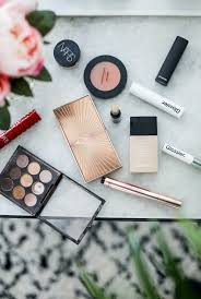 everyday makeup base chanel vitalumiere aqua foundation has been my go to for years and years i absolutely adore it the lightweight liquid formula