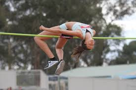 • backwards jump off of flat box off of two feet • 3 step approach jump • 5 step approach jump • 7 step approach jump • step jump sequence from slanted box (box should not be high than 8 inches , athletes will slow down to much if the box is higher) 90 secs of high jump Australian Croatian High Jumper Becomes First Woman In Australia To Clear 2 Metres Croatia Week