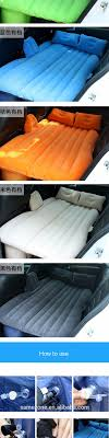 Backseat Inflatable Bed 5 7 Seats Sport Car Travel Inflatable Mattress Air Bed Camping