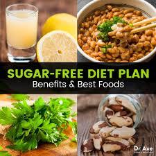 Sugar Free Diet Plan Benefits Best Foods Dr Axe